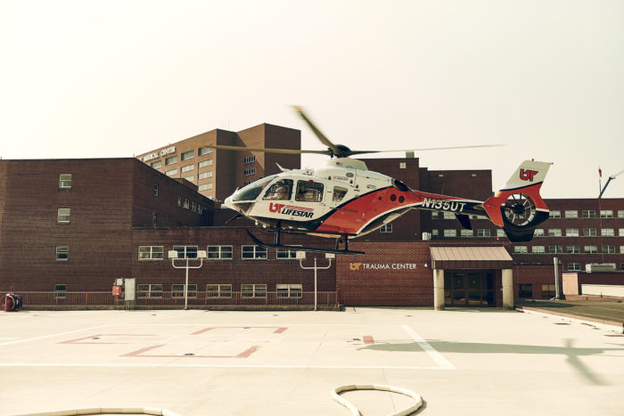 UTMC is the region's only level I trauma center, and stands prepared 24-7 to assist in emergency response efforts.