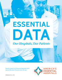 Essential Data: Our Hospitals, Our Patients