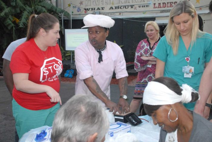 Kermit Ruffins at Stop the Bleed